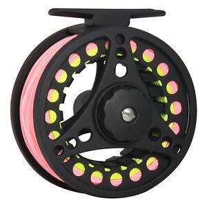 Fly-Fishing-Reel-Combo-1-2-3-4-5-6-7-8WT-Aluminum-Fly-Reel-amp-Line-Backing-Leader
