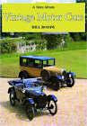 Vintage Motor Cars by Bill Boddy (Paperback, 1985)