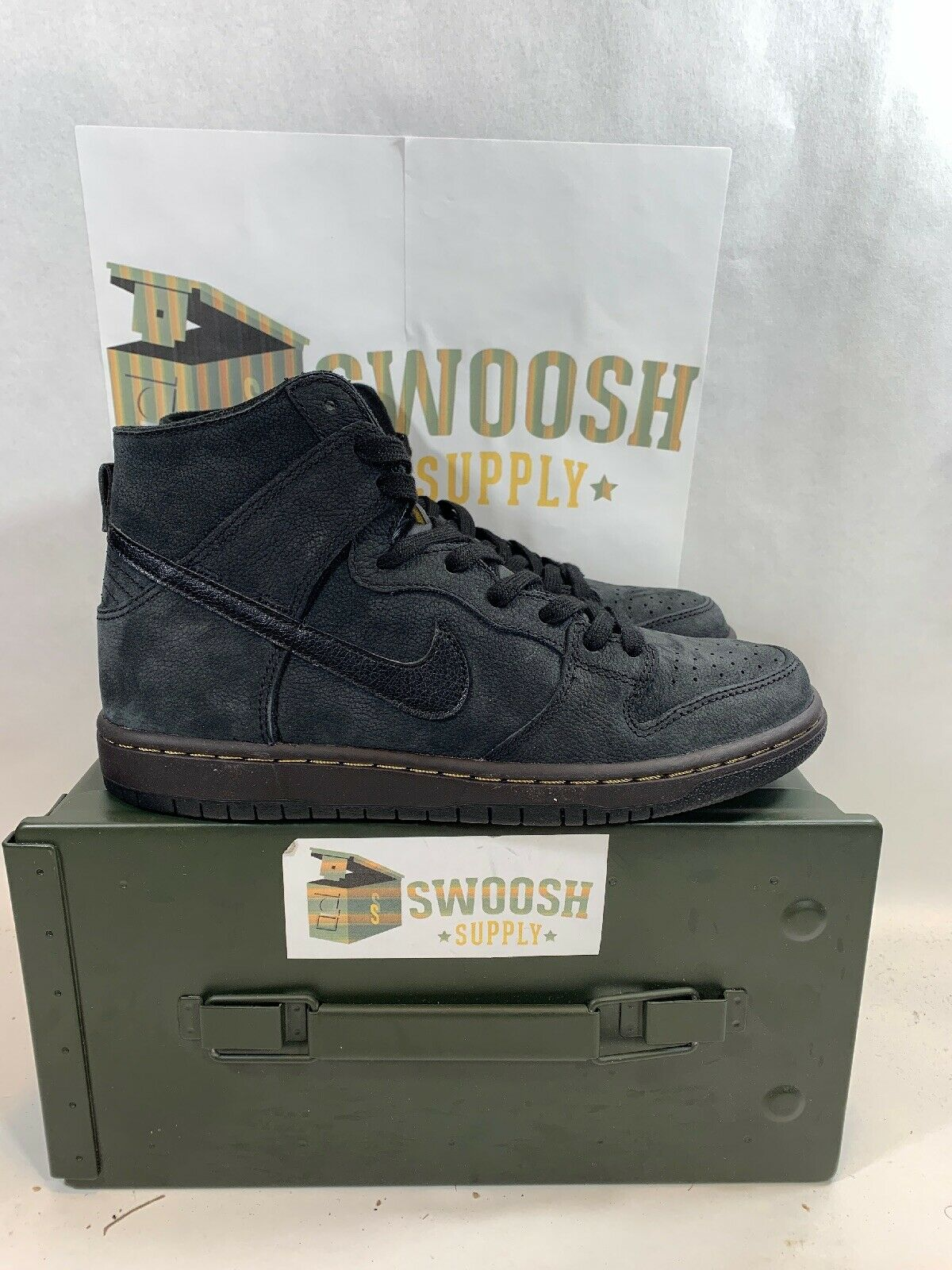 Nike SB Dunk High Pro Deconstructed Size 7 Men shoes AR7620-002