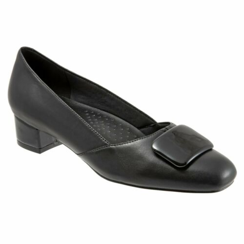 Trotters Delse Women/'s Low-Heeled Pump All Sizes All Colors