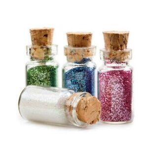 Miniature Fairy Garden Fairy Dust Bottles - Set of 4 - Buy 3 Save $5
