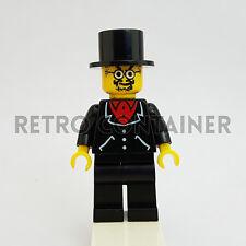 LEGO Minifigures - 1x adv038 - Lord Sam Sinister - Omino Minifig Adventurers