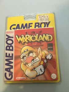 Warioland-2-Neuf-Sous-Blister-Rigide-Gameboy-New-Factory-Sealed-Pal-Fr-Rare