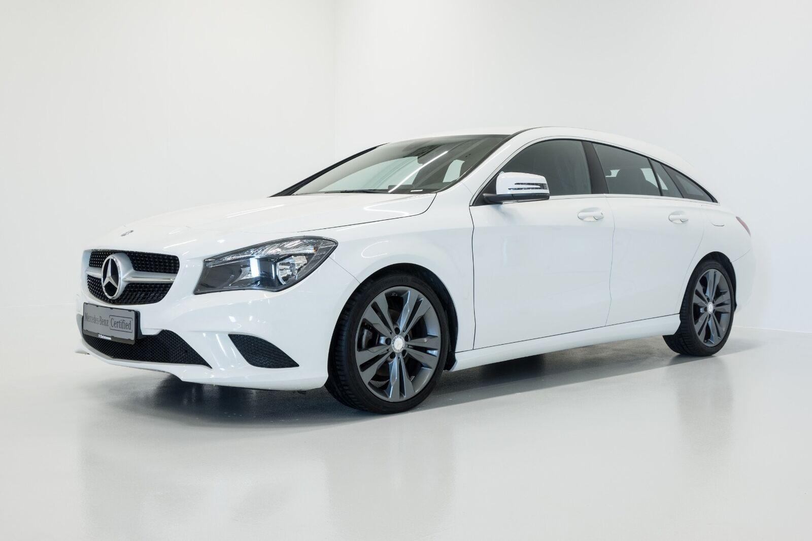 Mercedes CLA200 1,6 SB aut. 5d - 294.900 kr.
