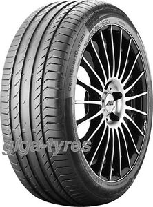 4x SUMMER TYRE Continental ContiSportContact 5 23550 R17 96W með FR BSW - <span itemprop=availableAtOrFrom>Witney Oxfordshire, United Kingdom</span> - Returns accepted Most purchases from business sellers are protected by the Consumer Contract Regulations 2013 which give you the right to cancel the purchase within 14 days aft - Witney Oxfordshire, United Kingdom