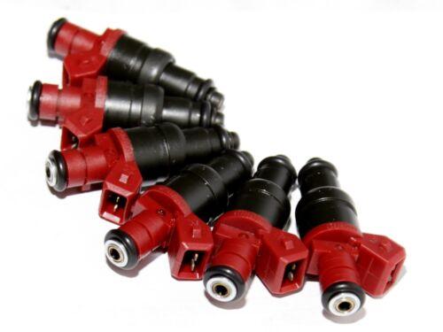 6 1set Fuel Injectors forMercedes-Benz 96 C280//95-96 S320 SL320//95 E320 3.2L I6