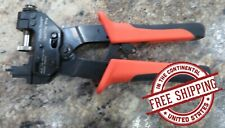 Paladin Tools Sealtite Pro Compression Crimping Tool Rcabnccable Tv Free Ship