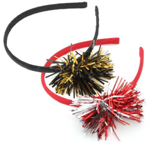Zest Natale Di Raso Alice Fascia Con Fronzoli Capelli Accessorio