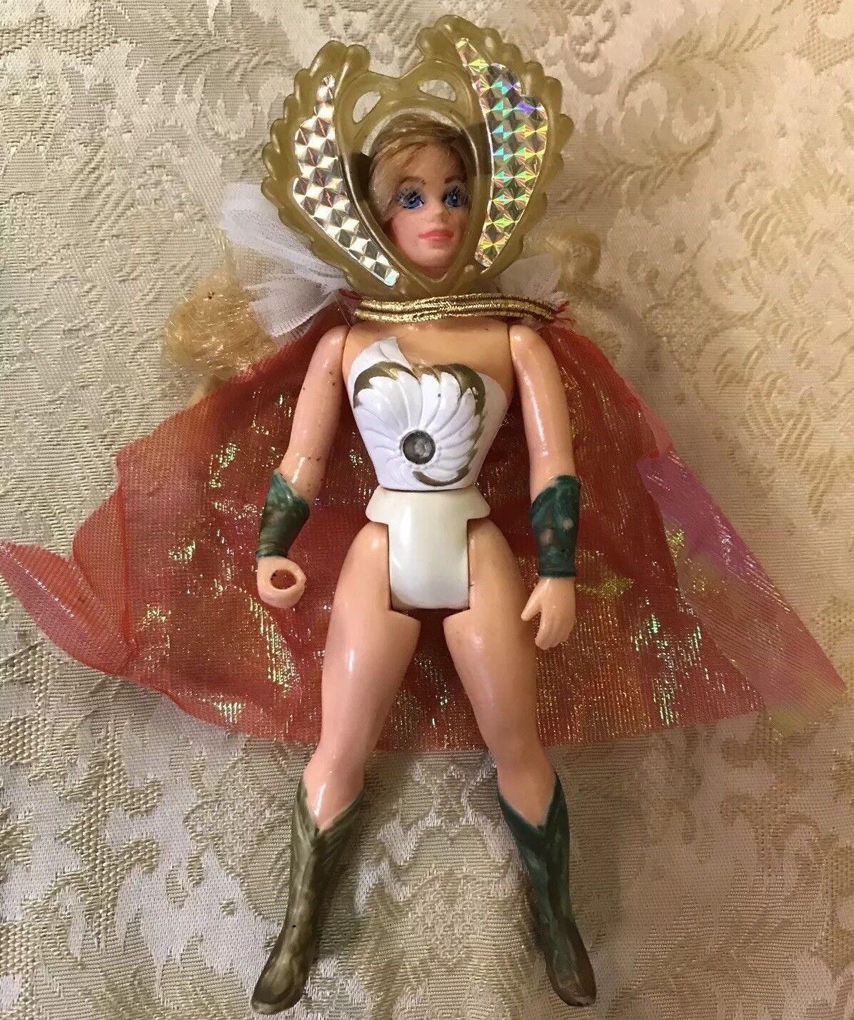 Vintage She-Ra Princess Of Power Adora Herself  5  Figure 1984 Near Complete