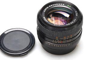 Revuenon-MC-50mm-F1-4-f-Pentax-K