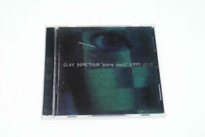 GLAY DOME TOUR ''PURESOUL'' 1999 LIVE IN BIG EGG 2CD A11203