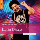 Rough Guide to Latin Disco LP Vinyl 33rpm