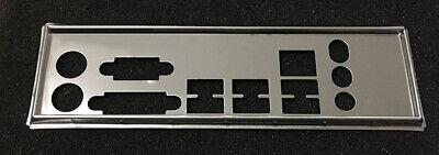 IO I//O Shield Back Plate BackPlate for GA Gigabyte GA-H55M-S2V GA-H67M-D2-B3 RE