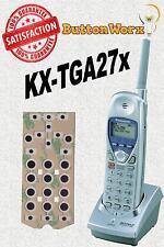 Panasonic Cordless Phone Keypad Button Fix KX-TGA270s TG2740 KX-TGA271 KX-TGA273