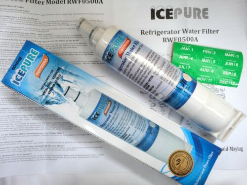 Whirlpool S25BRSS31-A//G replacement in-fridge-base fridge water filter cartridge