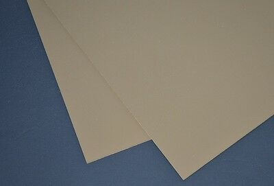 """Kydex T, P1 Finish - Coyote Brown - Two 8""""x12"""" .080"""" Thick Sheets"""