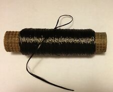 CARBON FIBER TOW  3K TWISTED 100 YARD SPOOL