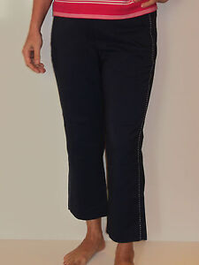 3315655dbfa9 NIKE GOLF CLASSIC RISE CROP PANT  Size 6  38  M   Ladies Pants ...