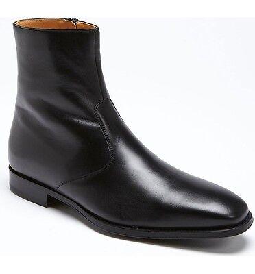 Super baratas comprar real marca popular Magnanni Donosti Mens Zip Boot- Size 13 US/Fine Black Leather. | eBay