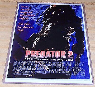 "PREDATOR Mini Poster 13/""x19/"""