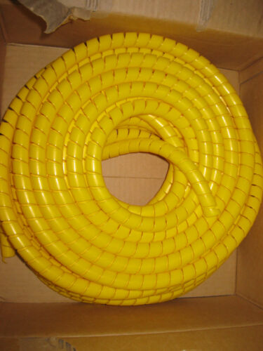 Tuyau Hydraulique Spiral Wrap Guard 14-20 mm tracteur forestier grue Tractopelle excavateur