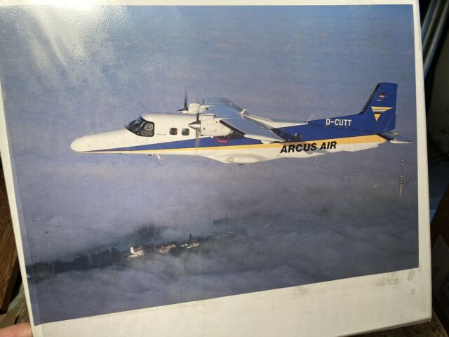 1991  Pilot's  FLIGHT  Manual Aircraft Ops. Instruction Specs  DORNIER 228