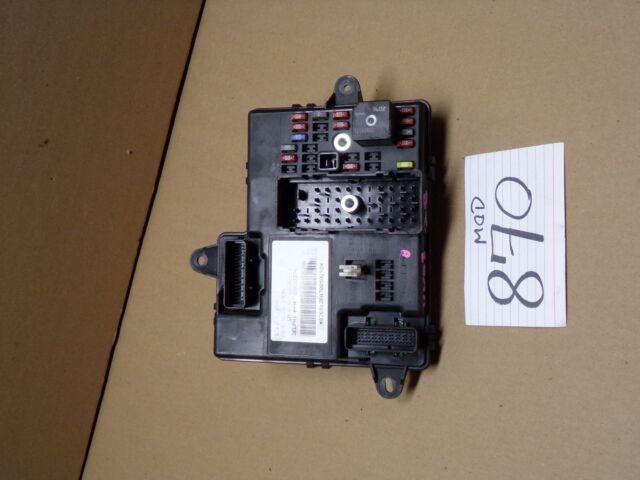 2007 Chevrolet Cobalt Body Control Module Computer 870 Mod