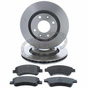 Brake Pads Motors Front Brake Pads Brake Discs 266mm Vented ...