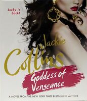 Jackie Collins Goddess Of Vengeance Unabridged 11 Cds Audio Book