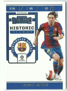 Lionel-Messi-2019-20-Panini-Chronicles-Soccer-Contenders-Historic-Ticket-Card