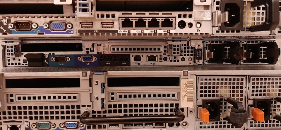 Server, Dell Poweredge R310, Perfekt