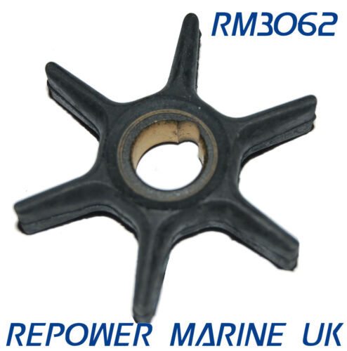 47-42038 Impeller for Mercury// Mariner 6,8,9.9,10,15 HP Outboard replaces #