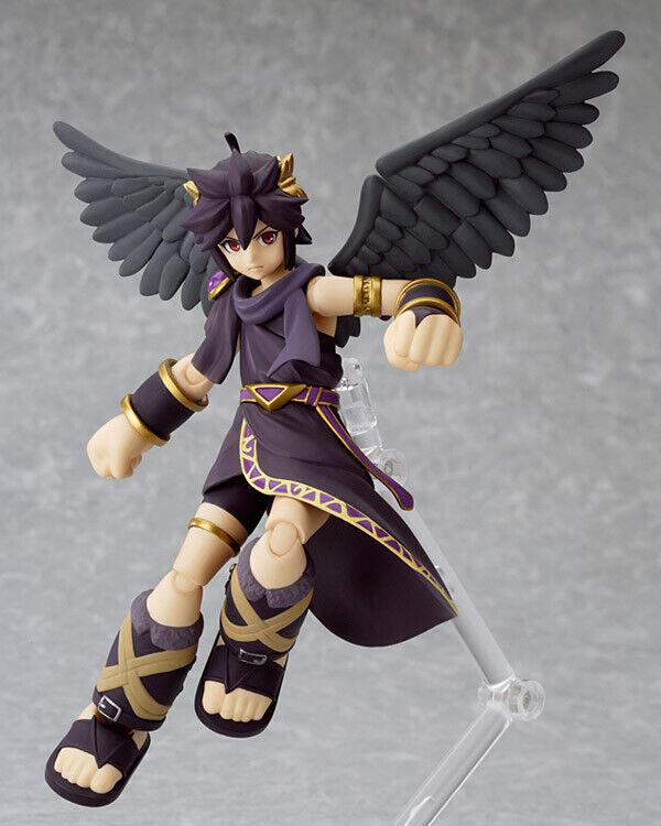 Figma Kid Icarus Uprising Dark Pit Max Factory Japan NEW