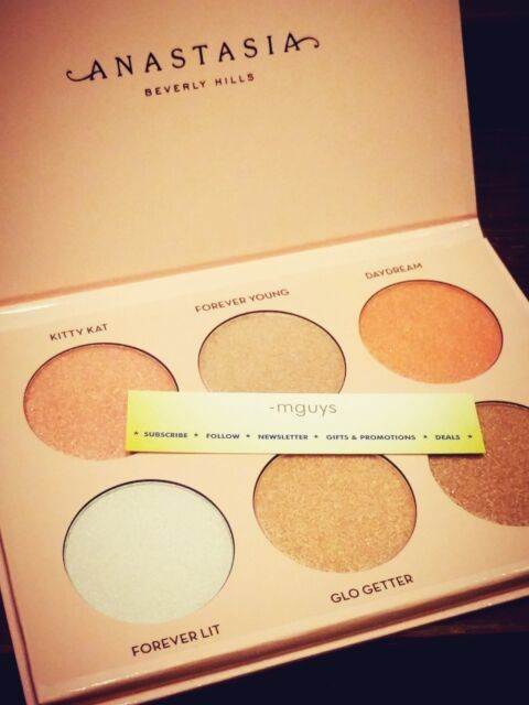 ANASTASIA ABH x NICOLE GUERRIERO Glow Kit Highlighter New ON HAND Ships Today