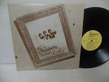 THE CHAISSON BROS exc vinyl lp the SCOTTISH FIDDLE MUSIC