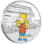 2019-The-Simpsons-Bart-Simpson-1oz-1-Silver-99-99-Dollar-Proof-Coin thumbnail 1