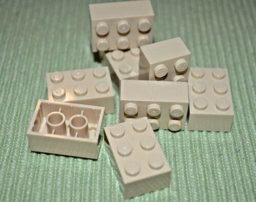Tan 2x3 Standard Bricks ~ Lego ~ NEW ~ Star Wars 8