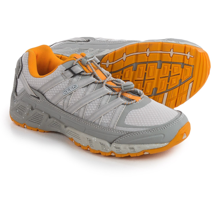 NEW KEEN VERSATRAIL SNEAKERS TRAIL SHOES ATHLETIC SHOES WOMENS 5 FREE SHIP
