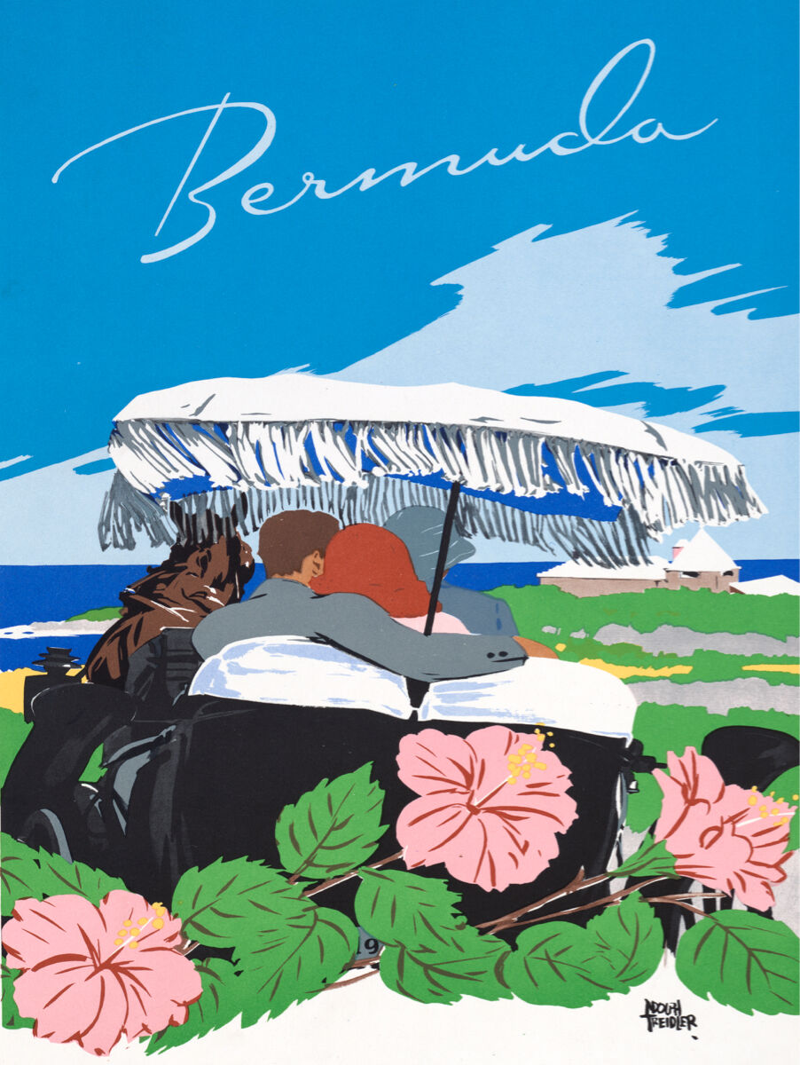 16x20 Decoration CANVAS.Interior room design.Bermuda summer beach.6664