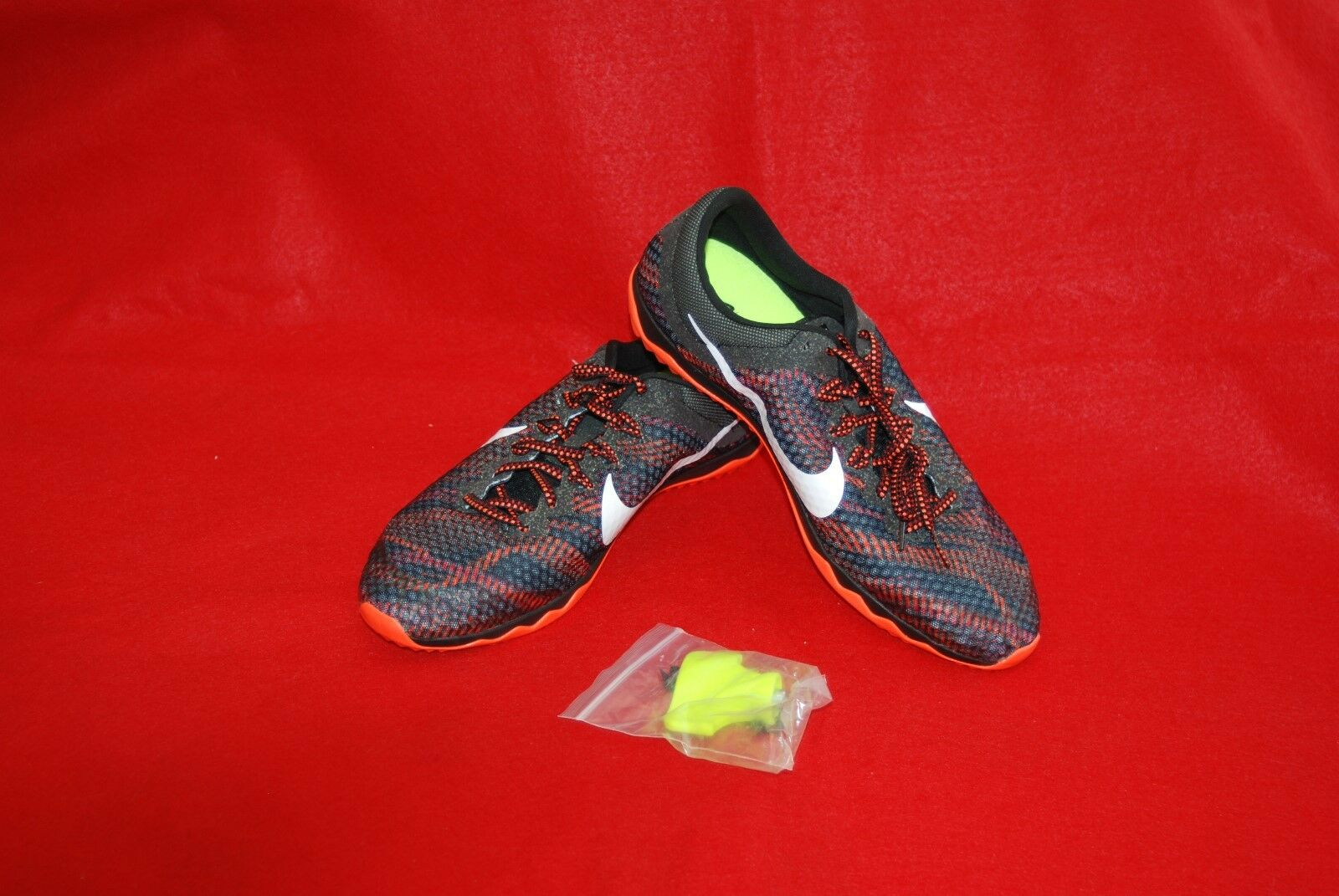 Nike gli rivale zoom rivale gli xc atletica scarpe rosso - nero 749349-816 dimensioni 10,5 14d63c