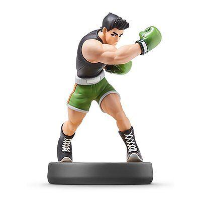 NEW Nintendo 3DS Wii U Amiibo Little Mac Super Smash Brothers Japan Import F/S