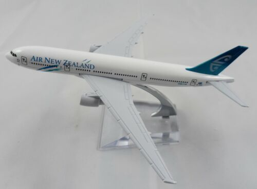 16cm Air New Zealand Airlines Boeing 777 Metal Desk Display Aircraft Plane Model