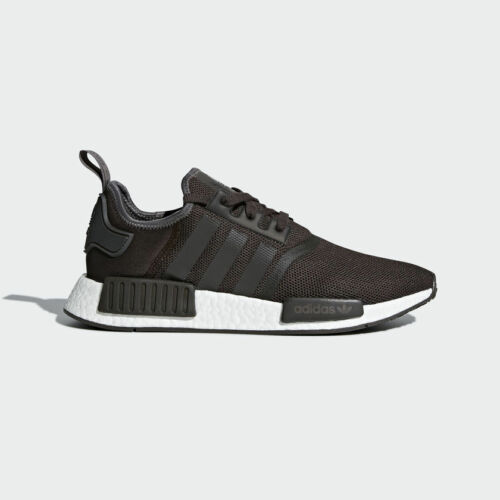 1 of 7FREE Shipping Adidas NMD R1 Runner Trace Grey Metallic White New Men  Size 7.5-13 (CQ2412 8796c506f