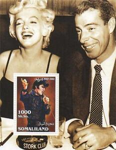 MARILYN-MONROE-ELVIS-PRESLEY-SOMALILAND-2002-MNH-STAMP-SHEETLET