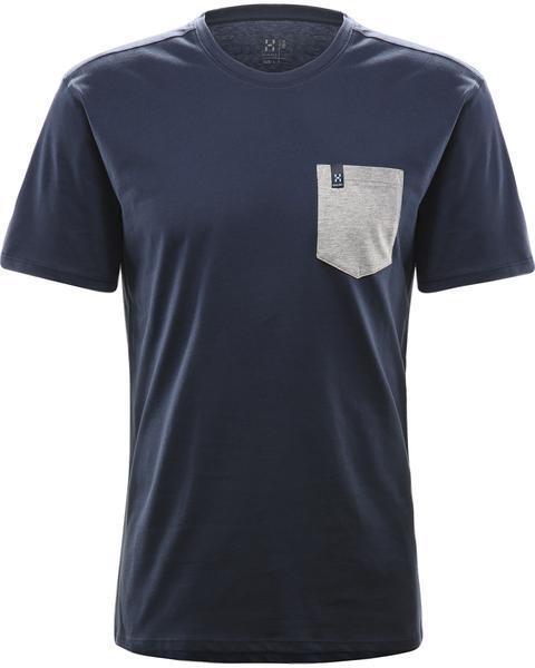 Haglofs Mirth Tee - Mens T-Shirt - Sizes  M&L Tarn bluee hagloff