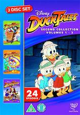 DUCKTALES - VOLUME 2 - DVD - REGION 2 UK