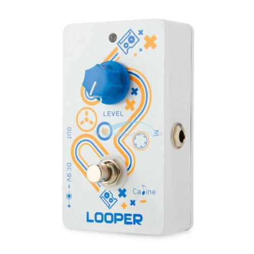caline cp 33 looper guitar effect pedal white color high quality recording parts for sale online. Black Bedroom Furniture Sets. Home Design Ideas