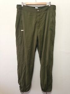 Details about H408 Men's Adidas Climacool Pants Size XL Green Remix