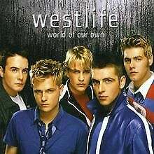 World-of-Our-Own-von-Westlife-CD-Zustand-gut