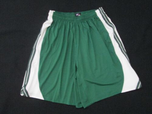 "Mens shorts Medium Large XL 2XL 3XL NEW YALE 10/"" inseam GREEN white extra long"